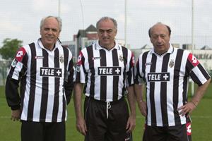 Luciano Moggi, Antonio Giraudo E Roberto Bettega